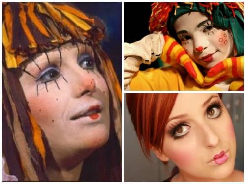 Fotos Da Maquiagem Da Emilia
