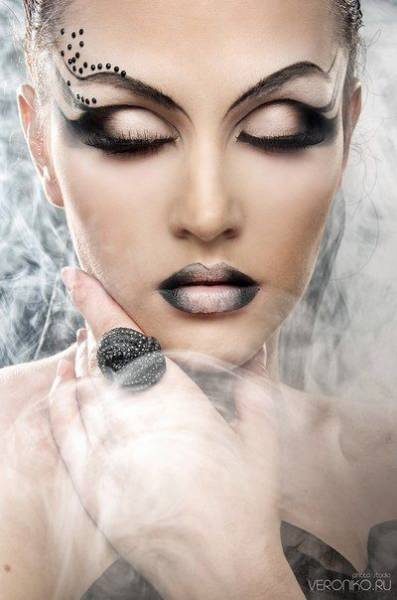 Maquiagem De Dia Das Bruxas - tutoriais