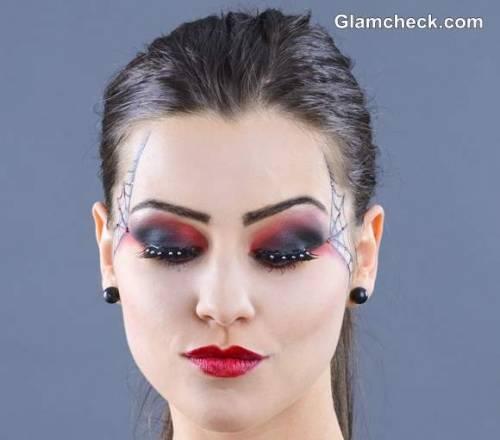 dica de maquiagem de bruxa para o carnaval