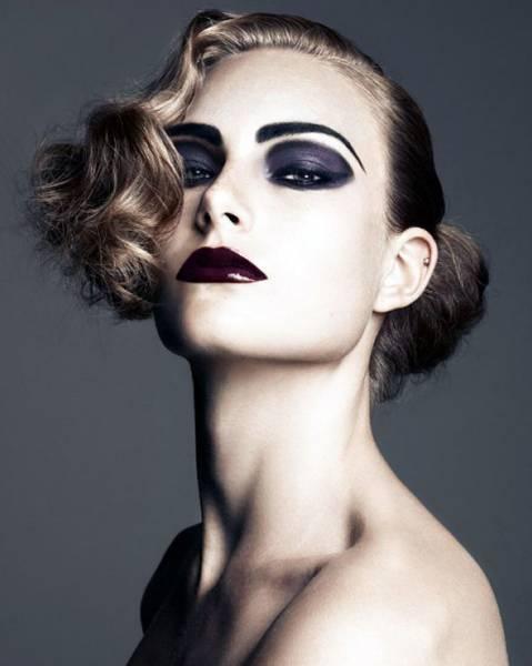 maquiagem de bruxa para festa a fantasia
