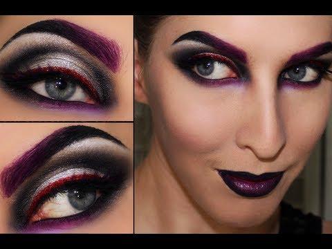Maquiagem De Bruxa 6 Tipos Passo A Passo