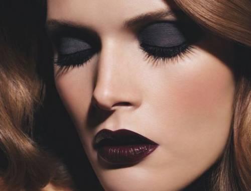 Maquiagem Para Noite Cor Preta