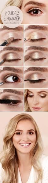 como fazer uma maquiagem perfeita para noite