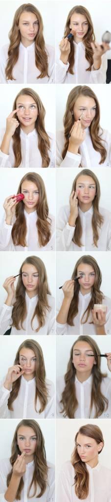 tutorial maquiagem perfeita para pele