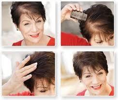 resultados maquiagem para aumentar cabelos