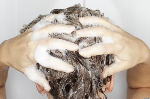 efeito acaba quando lava os cabelos