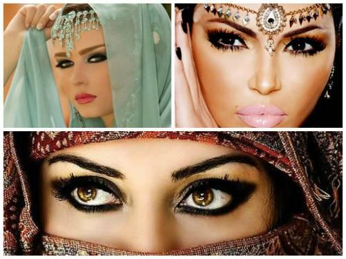 maquiagem arabe 10