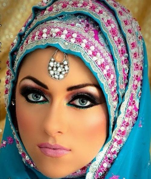 maquiagem arabe 11