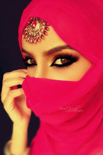 maquiagem arabe 17
