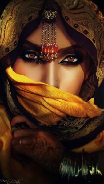 maquiagem arabe 18