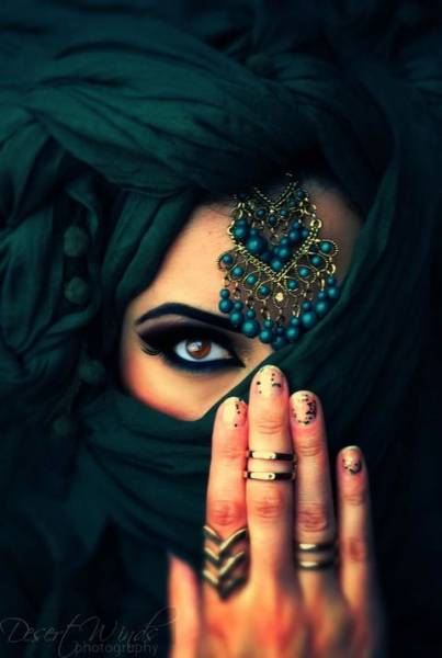 maquiagem arabe 19