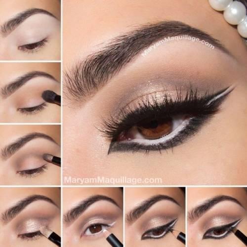 maquiagem arabe 2