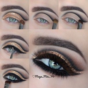 maquiagem arabe 3
