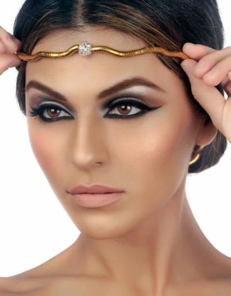 maquiagem arabe 5