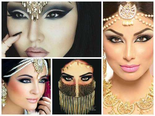 maquiagem arabe 7