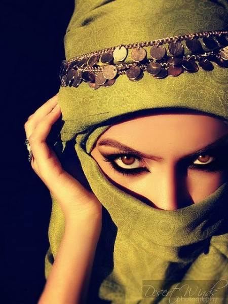 maquiagem arabe 8