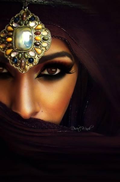 maquiagem arabe 9
