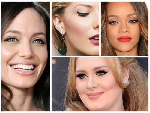 fotos de maquiagem para o dia