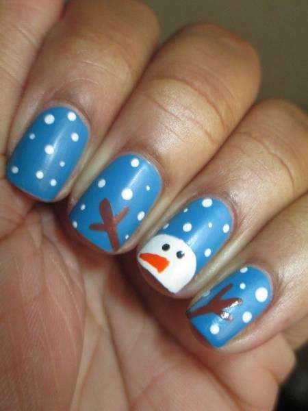 unhas frozen decoradas 11