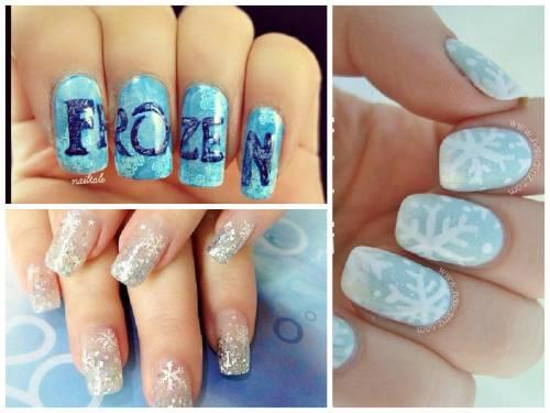 unhas frozen decoradas 18