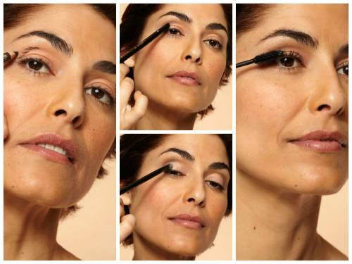 maquiagem olhos para senhoras