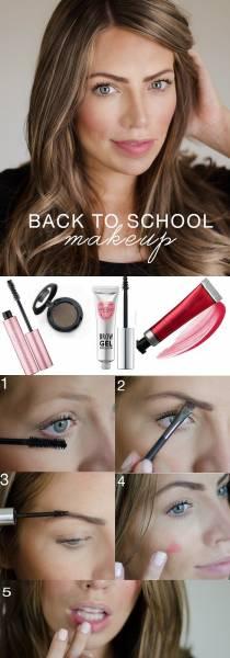 maquiagem básica dia