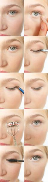 como fazer maquiagem para colégio