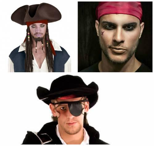 Maquiagem De Pirata Como Fazer E Fotos