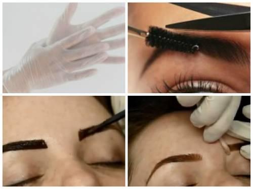 Tutorial como fazer sobrancelha henna