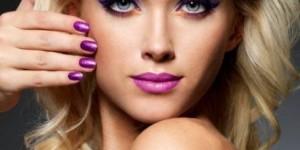 Maquiagem ROXA - Passo a Passo e Dicas para combinar!